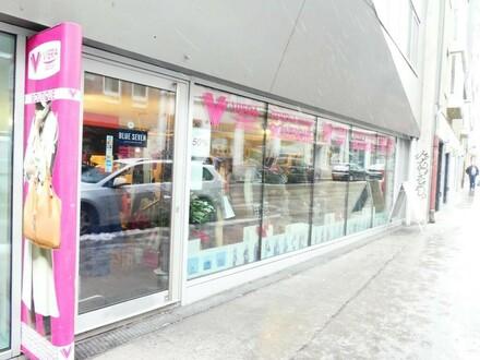 Kaiserstraße: Geschäftslokal in sehr guter Lage (keine Gastro möglich)