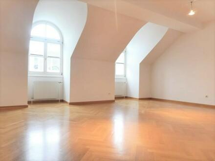 Schöne, helle 2-Zimmer-DG-Wohnung in Top-City-Lage
