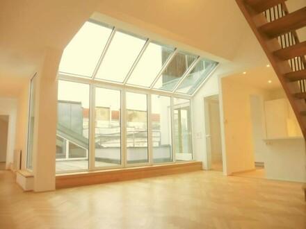 GRANDIOSE DG-Wohnung!!! 30m² Terrasse! Weitblick!!! UNBEFRISTET!
