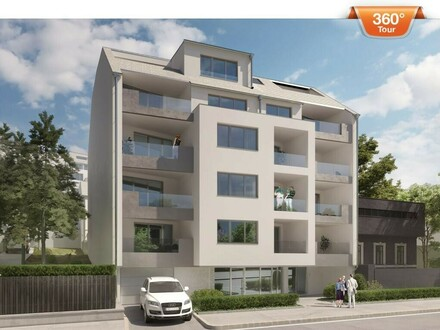 Erstbezug! Moderne 3 Zimmer Wohnung mit Loggia!