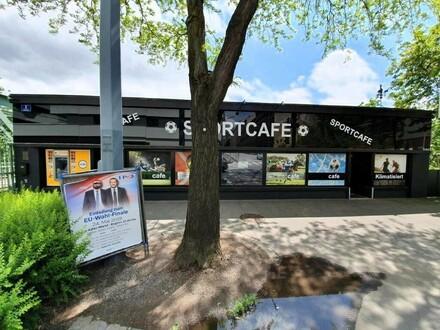 Sportcafe, Sportwetten-Büro, sonstige Club- oder Bar-Möglichkeit