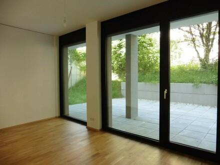 Super-moderne, ruhige Gartenwohnung mit toller Ausstattung