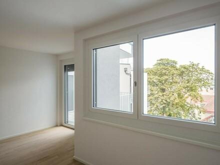 Neuwertige, TOP-ausgestattete Neubauwohnung mit Balkon