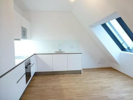 48m² DACHTERRASSE!!! Traumhafte 3-Zimmer-DG-Wohnung