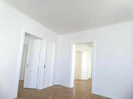 """""""CITYNAH""""-GROSSZÜGIGE Stilaltbauwohnung plus Balkon und Einbauküche,UNBEFRISTET -einfach nur schön!"""