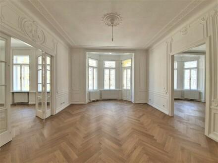 Fantastische Altbauwohnung mit traumhafter Ausstattung!!! ERSTBEZUG - UNBEFRISTET