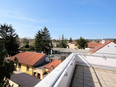 Loungebereich und Terrasse