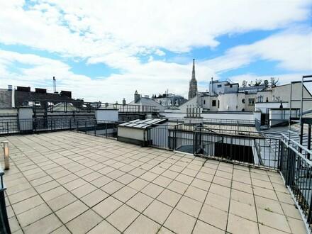 EXKLUSIVE DG-Wohnung mit 92m² Terrassenfläche - 3D-Besichtigung!!