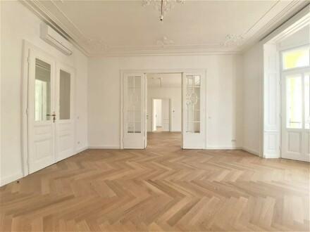 Fantastische 7-Zimmer Altbauwohnung mit traumhafter Ausstattung!!! ERSTBEZUG - UNBEFRISTET