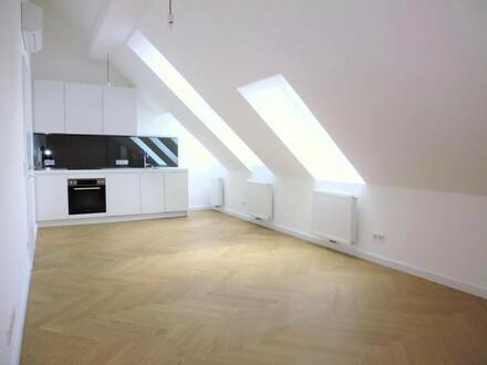 NEU - ERSTBEZUG - 3-Zimmer DG-Wohnung mit TOP-Ausstattung