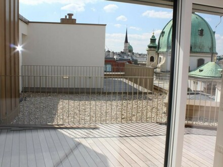 NEU - Dachterrassenwohnung in Traumlage - ERSTBEZUG
