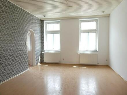 Top-aufgeteilte, helle 3-Zimmer Altbauwohnung (U4 in 5 min)
