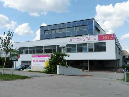 Büroarbeitsplätze im Sol4