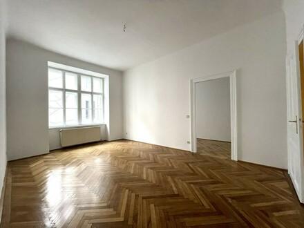 Renovierte 2-Zimmer-Altbauwohnung in Traumlage