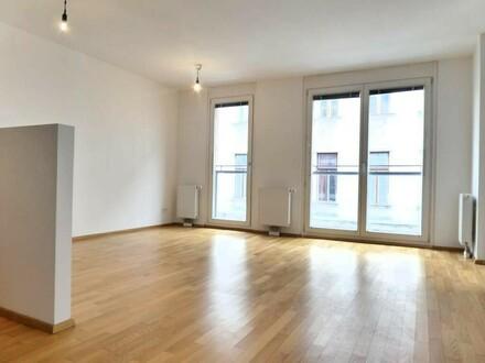 Super aufgeteilte 2-Zimmer Wohnung mit Loggia und Garagenplatz
