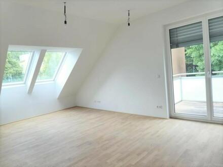ERSTBEZUG - 3 Zimmer Dachgeschoss mit 7m² Terrasse - JETZT mit 360°-3D Tour!!