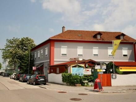 Hotel mit Entwicklungspotential - Neufelder See