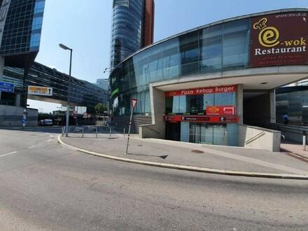 DC-BOX: Geschäfts- und Bürofläche in der Donau-City mit perfekter Infrastruktur