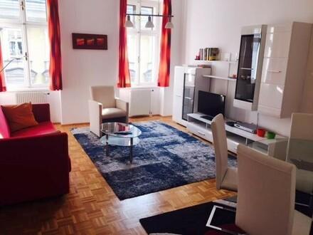 Sonnige 2 Zimmerwohnung in Top Lage im Servitenviertel! Komplett möbliert