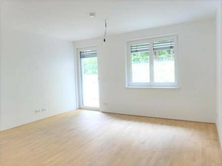 BAUJAHR 2018 - Neuwertige 2 Zimmer Wohnung mit fast 6m² Balkon!!!