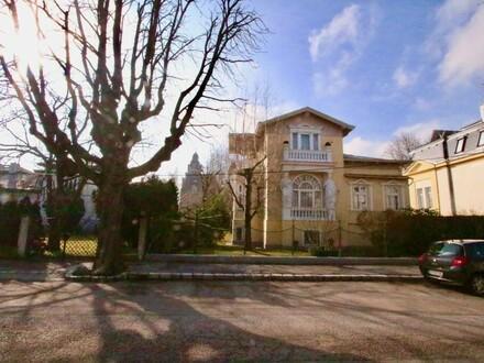 Klassische Villa in Top-Zustand