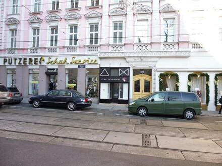 Schickes Geschäftslokal an der Währinger Straße