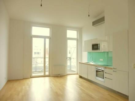 Neubaugasse! Top-moderne DG-Wohnung mit Terrasse - JETZT NEU MIT 360° VIRTUAL-TOUR