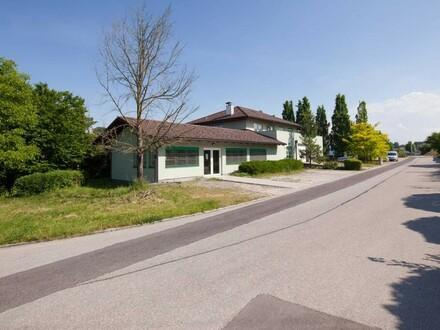 Betriebsliegenschaft in Thalheim zu mieten