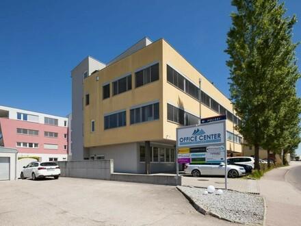 OfficeCenter-Sattledt Büro Top 8: Quadratisch, praktisch, gut mit ca. 47 m² Nutzfläche