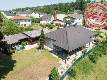 Elk-Fertighaus mit Nebengebäuden - Verkauf mit DAVE im offenen Verfahren