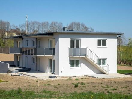 Wohnen in Waldneukirchen - nur für kurze Zeit: den 1. Bauabschnitt in Natur besichtigen