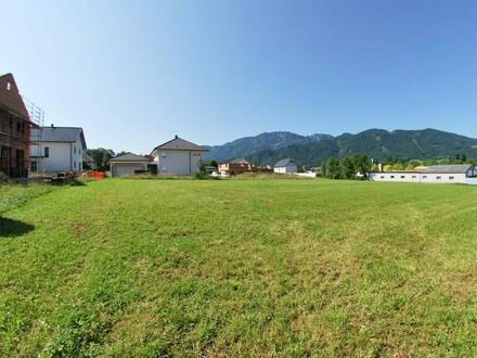 Blickrichtung Ost - Burg Altpernstein