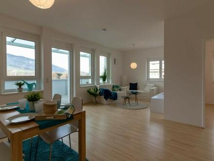 gute Raumaufteilung und über 40% Wohnbauförderung