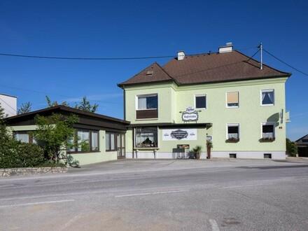 Der Name ist Programm: Café-Restaurant Kupferstuben zu pachten