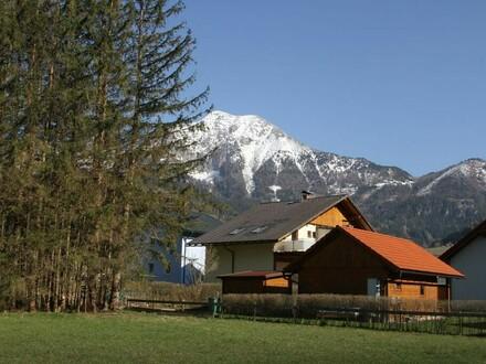 Der Platz für Ihr Traumhaus in Naturlage