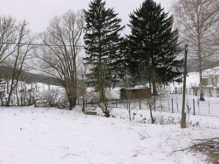 Grundstück günstig zu verkaufen in Alland
