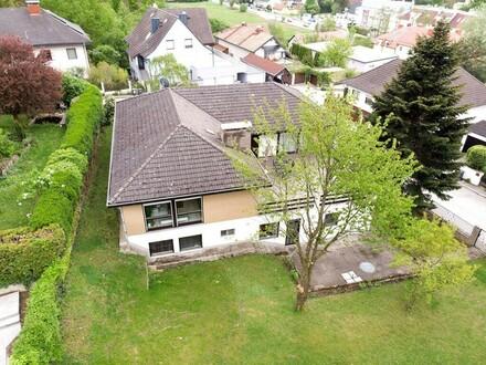 Mehrgenerationenhaus mit Garten in Mitterauen
