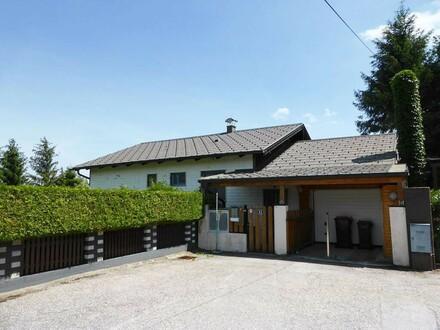 Familienwohnsitz mit Wintergarten in sonniger Grünruhelage