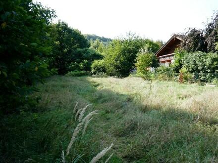 Neuparzellierung: Baugrundstück in guter Siedlungslage BPL 2