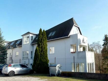 Anlegerwohnung mit Südost-Terrasse