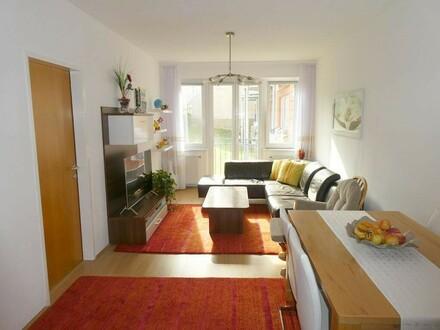 Sonniges 3-Zimmer-Eigentum in zentraler Ruhelage mit Grünblick