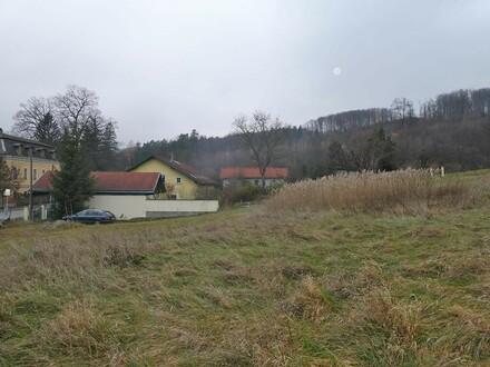 Neuparzellierung: Baugrund in guter Siedlungslage