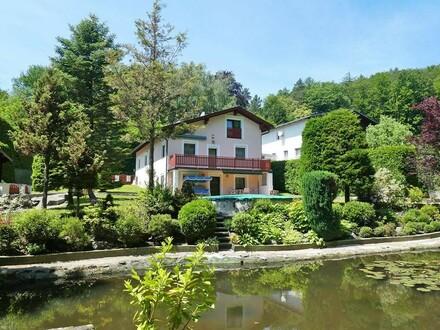 Gepflegtes Einfamilienhaus in Waldrandlage