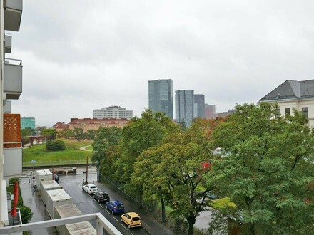 Gepflegte 3-Zimmer-Miete mit Loggia und Blick zur Wienerberg-City