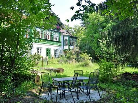 Gartenwohnung in Wienerwaldvilla zur Miete in Ruhelage