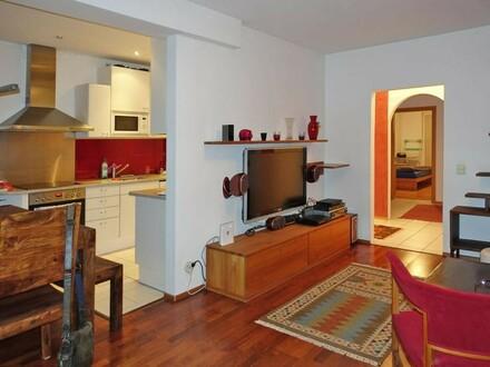 Geräumige 3-Zimmer-Wohnung mit südlich ausgerichteter Loggia