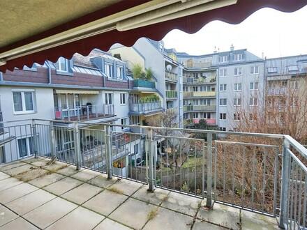 Attraktive Terrassenwohnung Nähe Hanusch-Krankenhaus