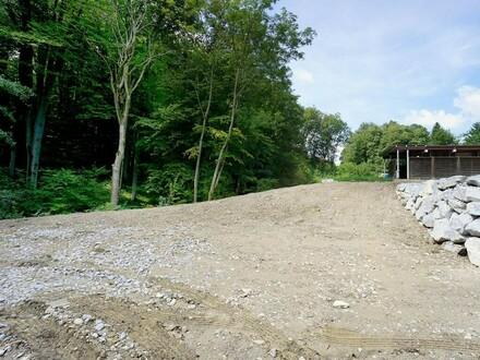 GABLITZ - NÄHE Gerodetes Grundstück aus Teilung