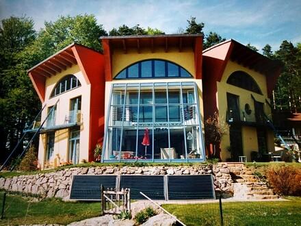 Architektenvilla südseitig
