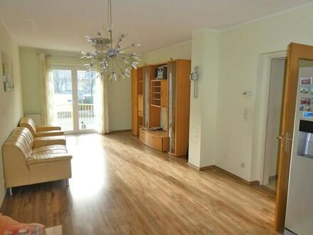 Gut aufgeteilte 3-Zimmerwohnung an Wiener Stadtgrenze